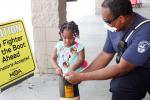 Goldsboro Firefighters Raise Over $8,000 for MDA