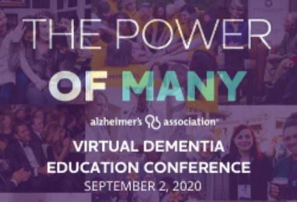 Alzheimer's Association To Host Statewide Dementia Education Conference