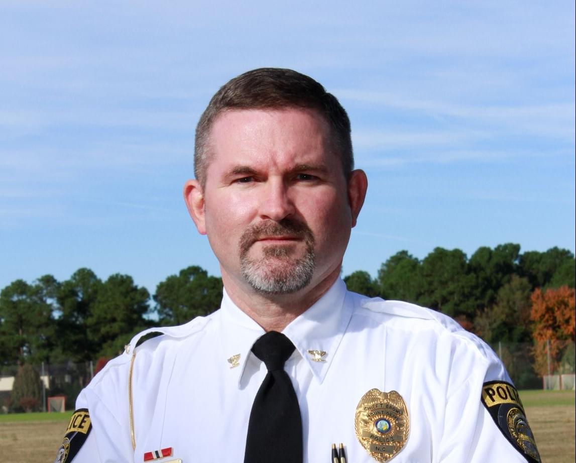 Mount Olive's Top Cop Retiring