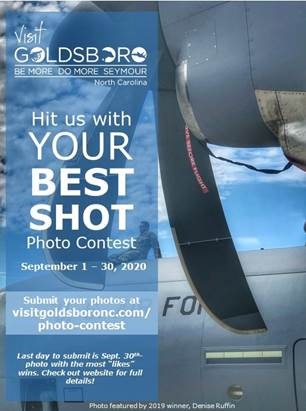 'Hit Us With Your Best Shot' Photo Contest