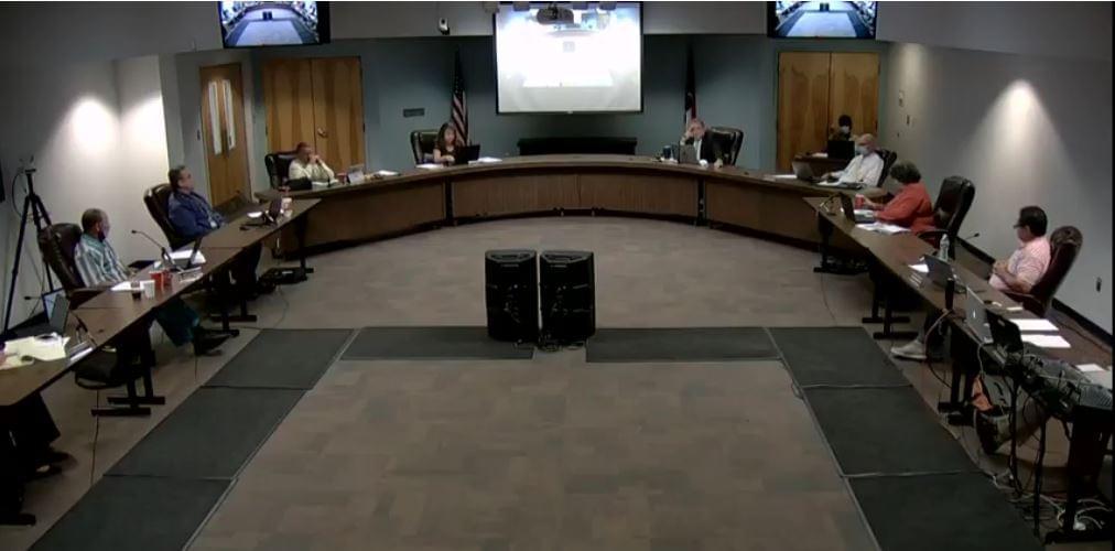 Wayne County BOE Decides To Remain On Plan B