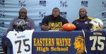 Eastern Wayne's Quadrez Lassiter signs with Johnson C. Smith