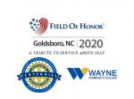 Goldsboro Rotary Club Presents Field Of Honor