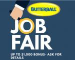 Butterball Job Fair