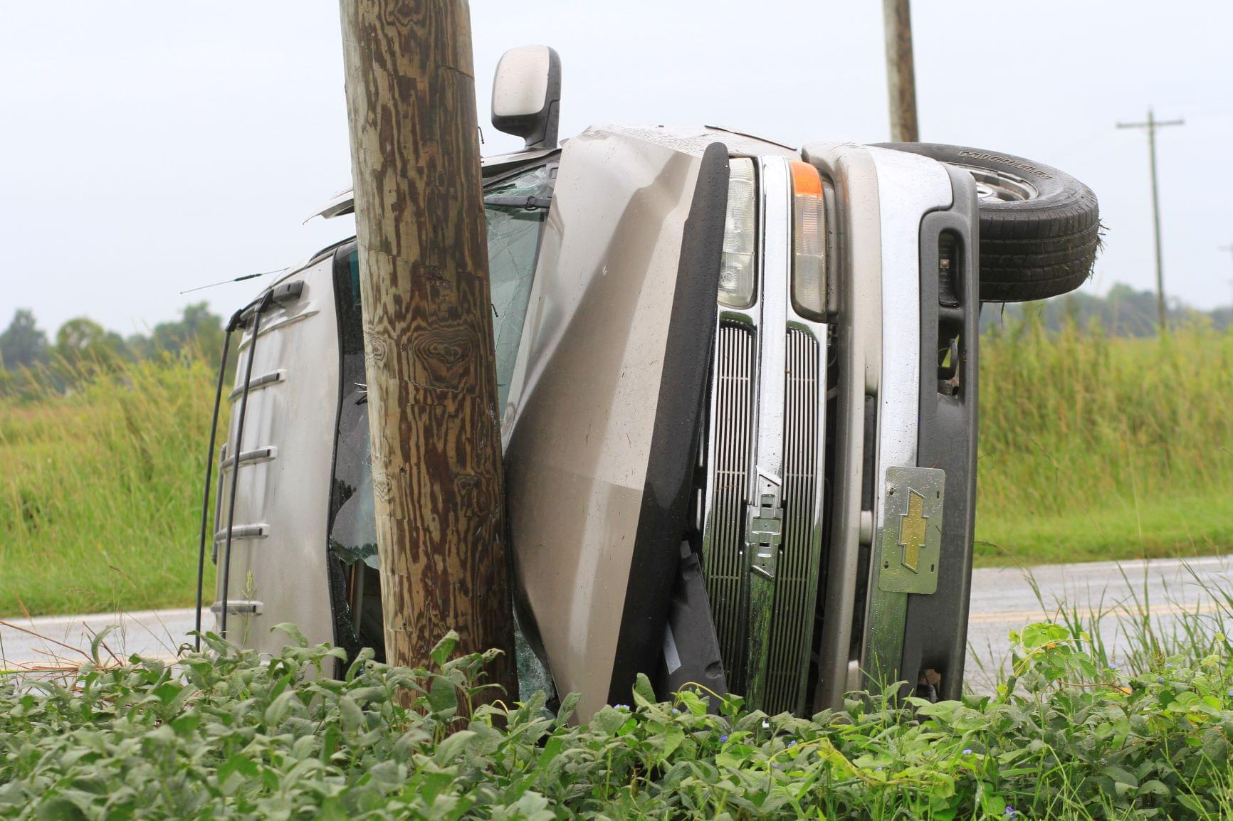 Vehicles Collide Near Mount Olive (PHOTO GALLERY)