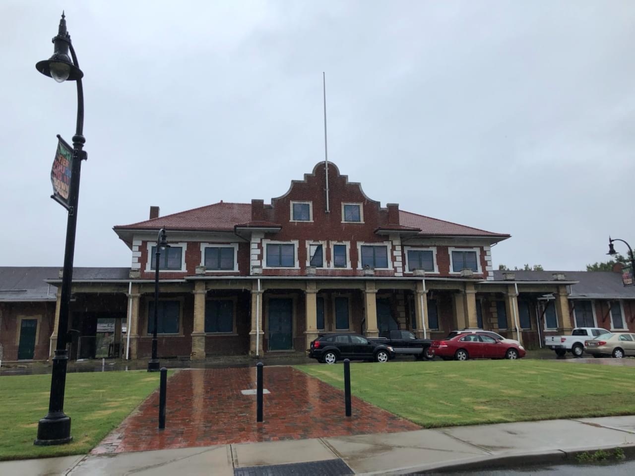 City Eyes Redevelopment Of Union Station