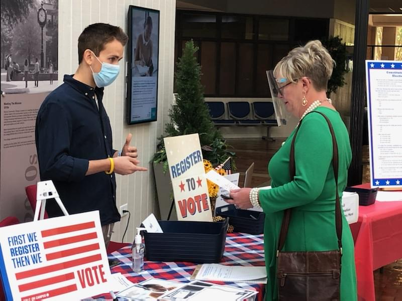 WCC Prepares Next Generation Of Voters