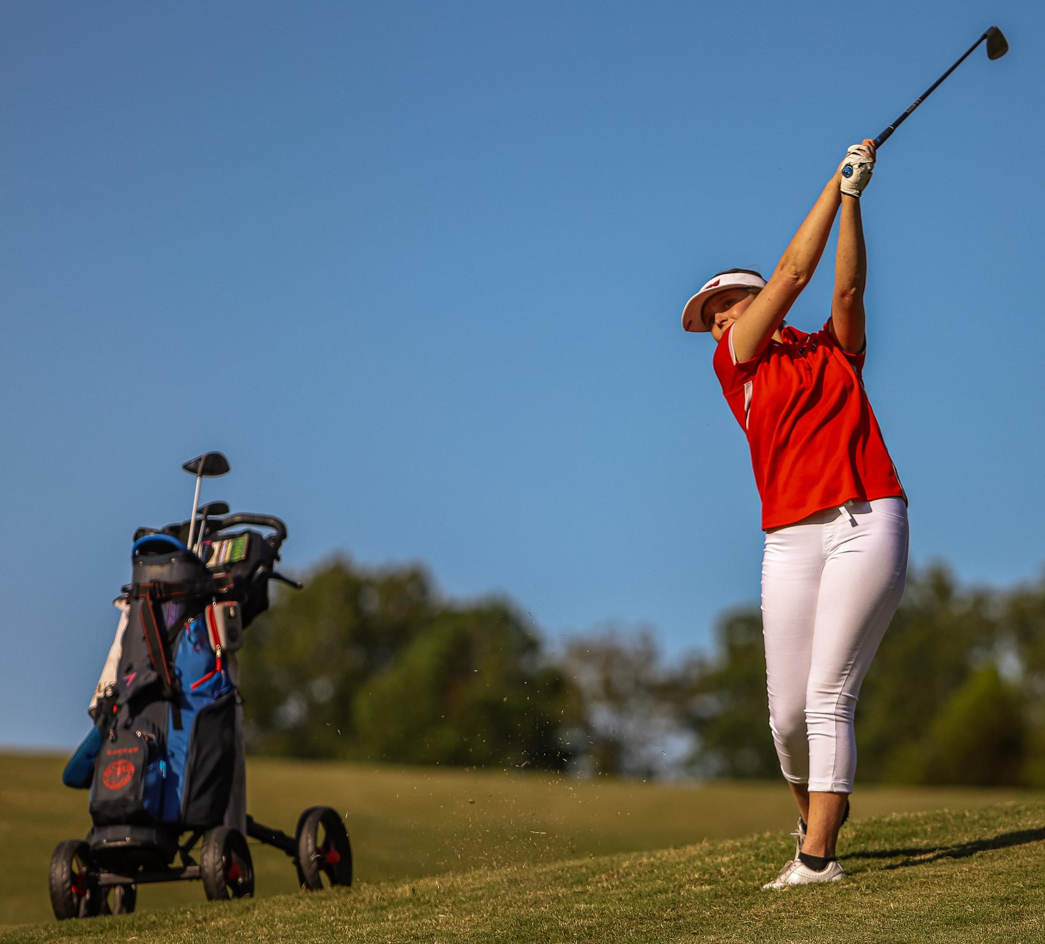 Wayne Country Day's Gupton Earns Medalist Honors