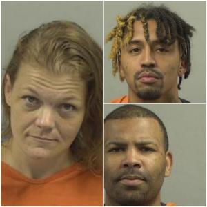 ACE Team Makes Drug Arrests While Searching For Fugitive
