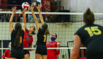 Epiphany Defeats Wayne Country Day In 5 Sets (PHOTO GALLERY)