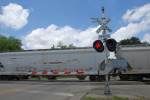 No One Injured In Train Vs. Vehicle Accident On Spence Ave