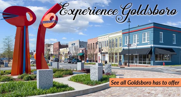 Experience Goldsboro