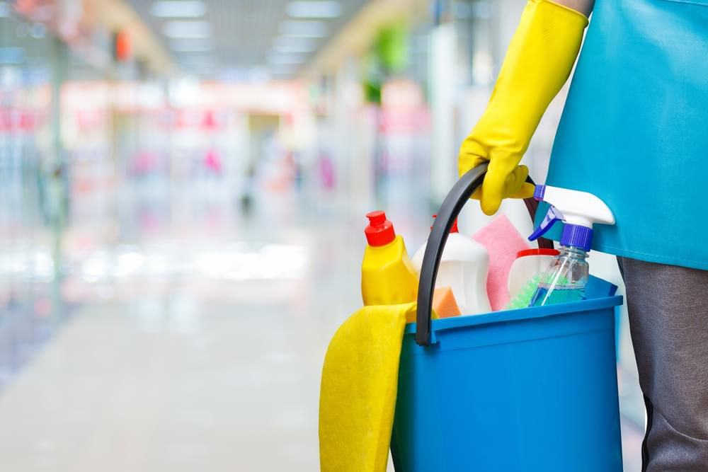 Cleaning Supply Drive Underway