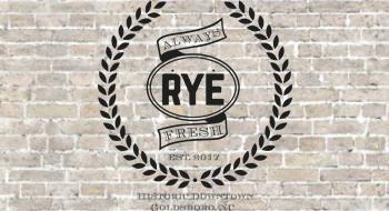 Rye Always Fresh