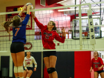 Kerr-Vance Academy Tops Wayne Country Day In Volleyball (PHOTO GALLERY)