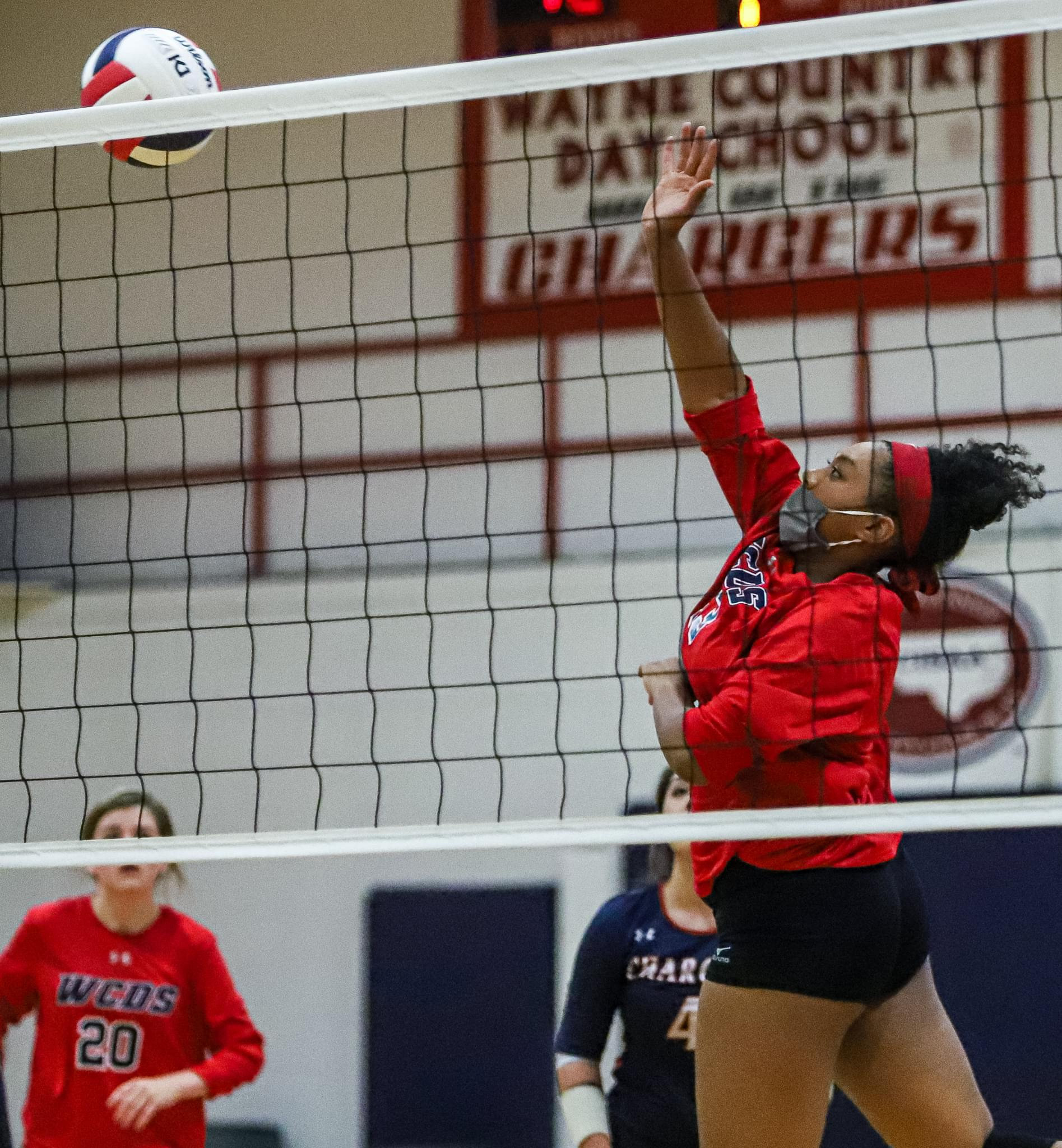 Greenfield Defeats Wayne Country Day In Close Match (PHOTO GALLERY)
