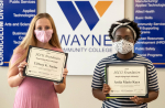 WCC Students Awarded SECU Scholarships