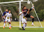 Goldsboro Strike Eagles Faceoff Against San Lee FC (PHOTO GALLERY)