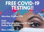 Free COVID-19 Testing In Dudley On Saturday
