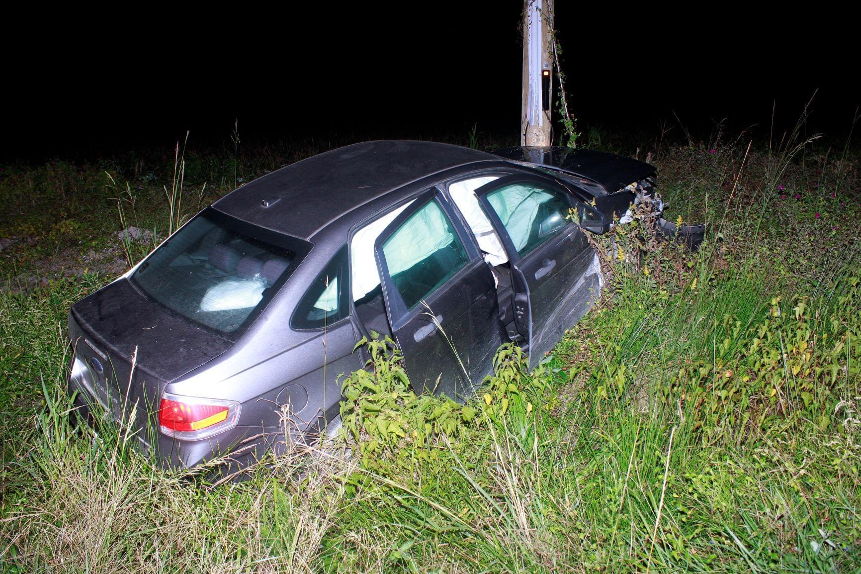 3 Injured In Dudley 2 Car Crash
