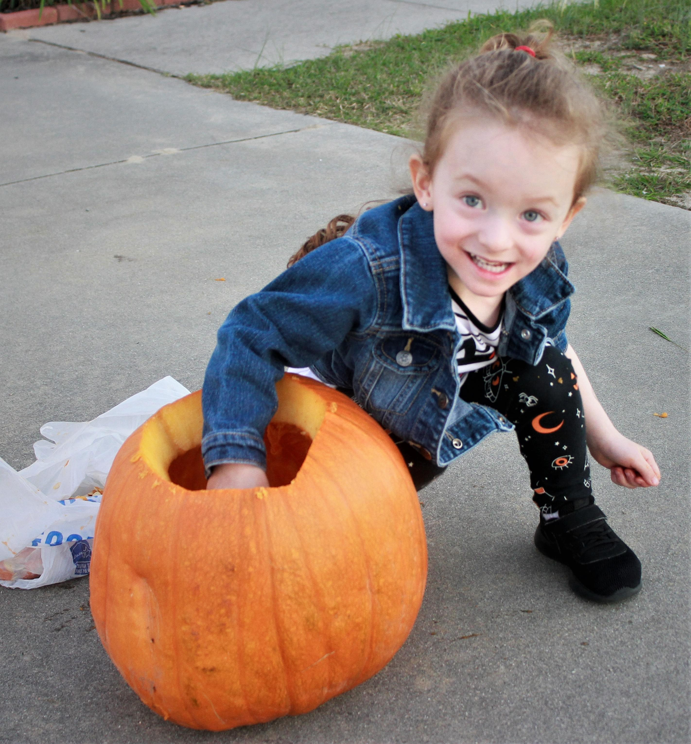 Family, Friends Join To Carve Jack-O'-Lanterns (PHOTO GALLERY)