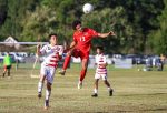 Boys' Soccer: Wayne Country Day Advances To NCISAA 2A Quarterfinals (PHOTO GALLERY)