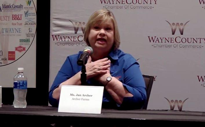 Ag Luncheon: COVID-19 Complicates Wayne County's #1 Industry