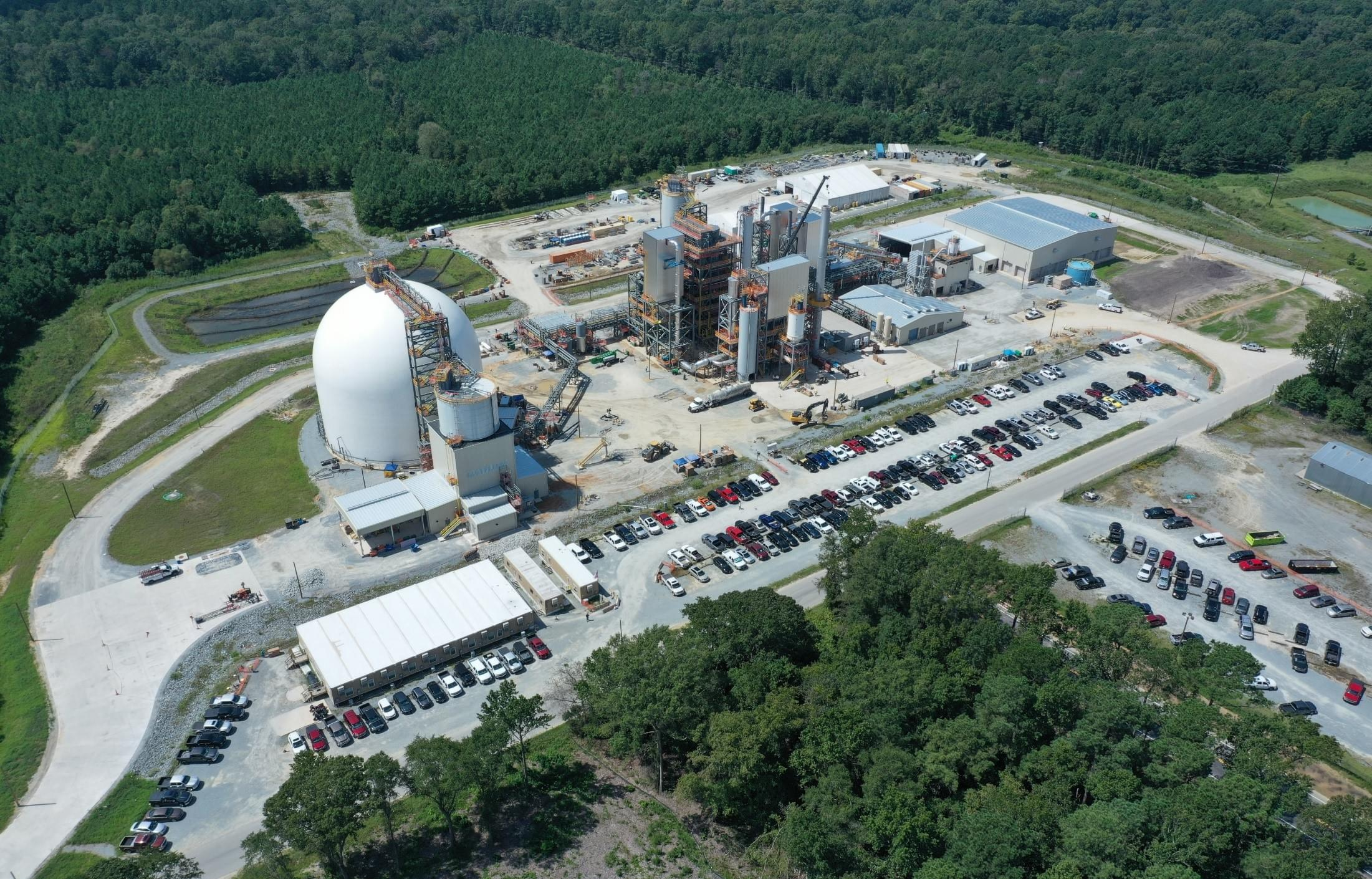 DUKE ENERGY: 150 Tons Of Processed Coal Ash Spilled, Cleaned Up At H.F. Lee