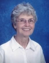 Elizabeth Faye Thornton Bartlett
