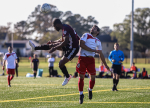 Strike Eagles Faceoff Against Moros FC On Halloween (PHOTO GALLERY)