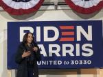 VP Nominee Kamala Harris Urges Goldsboro To Vote (PHOTO GALLERY)