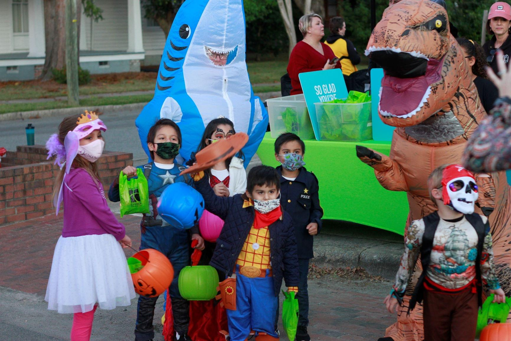 Boo Bash Draws Crowds In Mount Olive (PHOTO GALLERY)