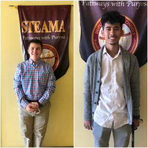North Duplin October/November Students Of The Month