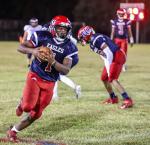Football: Wayne Christian Dominates Pungo Christian (PHOTO GALLERY)
