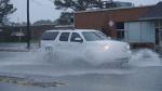 Thursday's Flooding Impedes Traffic (PHOTOS)