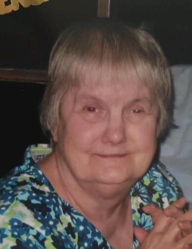 Betty Ann Smith Hamilton