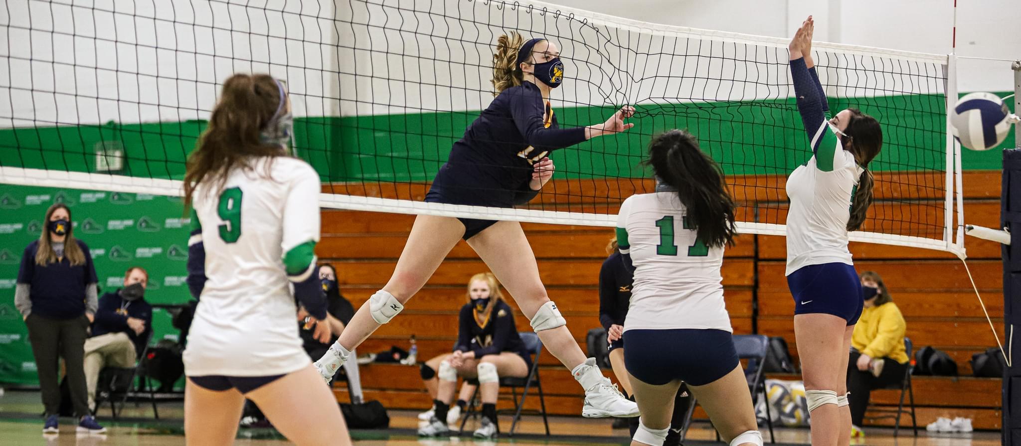 Volleyball: Goldsboro Defeats Spring Creek In Season Opener (PHOTO GALLERY)