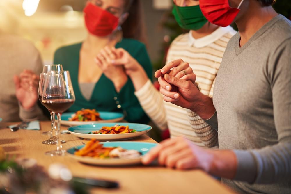Thanksgiving 2020: COVID Precautions & Perilous Political Discussions