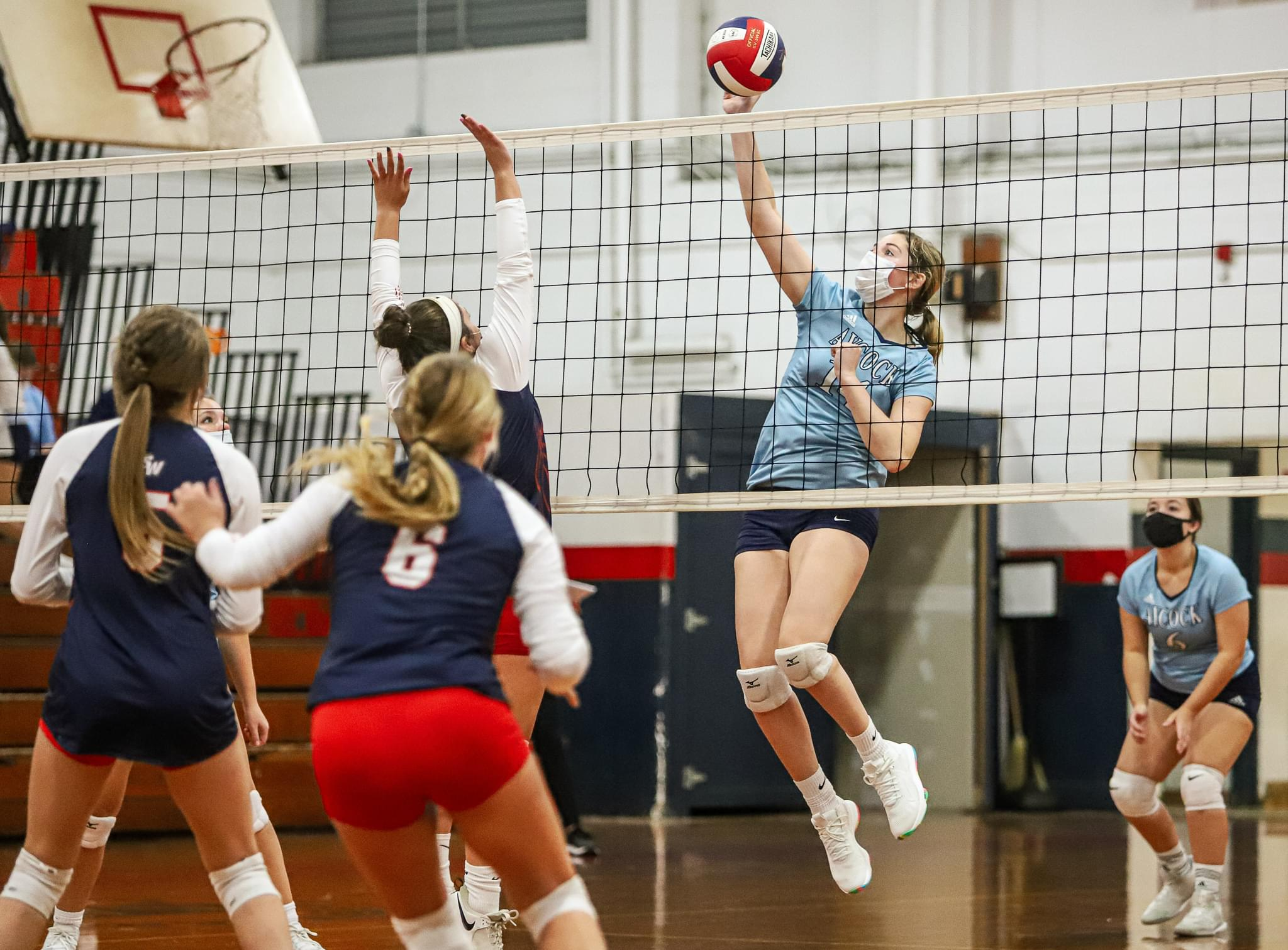 Volleyball: C.B. Aycock Earns First Win Of The Season Against Southern Wayne (PHOTO GALLERY)
