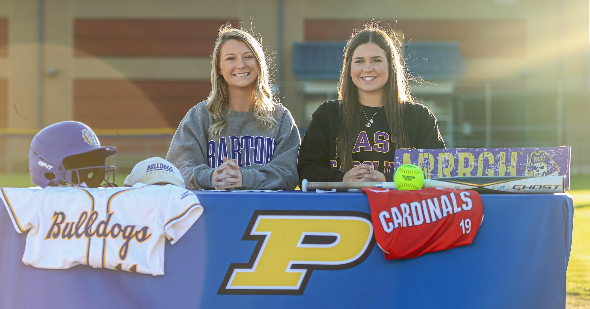 Princeton's Massey And Sutton Each Ink NLI