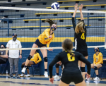 Volleyball: Goldsboro Completes Season Sweep Of James Kenan (PHOTO GALLERY)