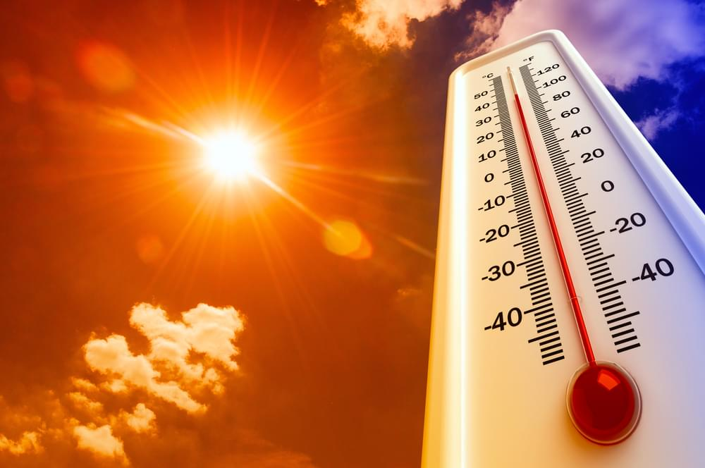 Summer Storms & Heat Index In The 100s On Tap This Week
