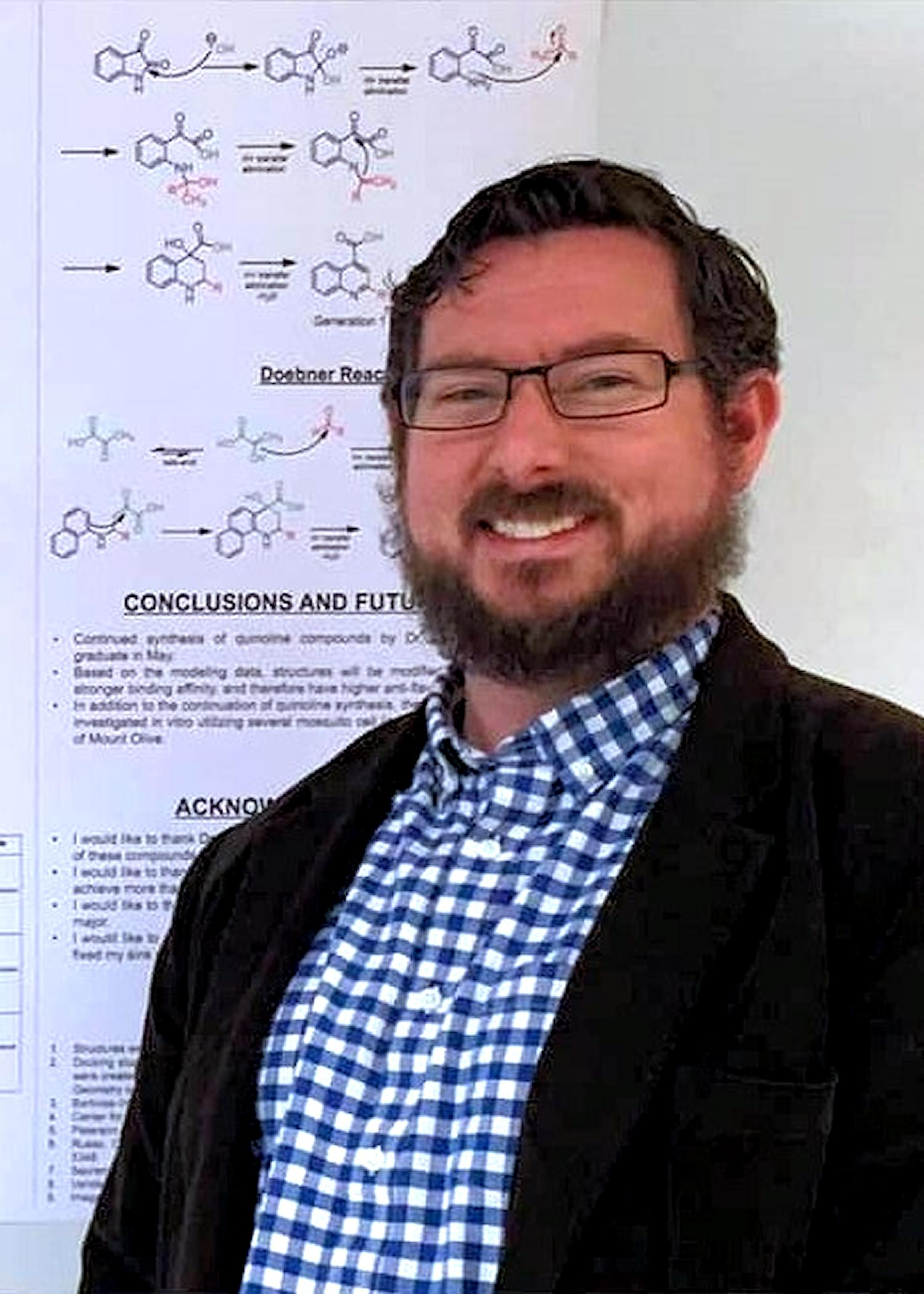 WCC Chemistry Instructor's Article Published