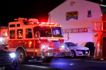 Structure Fire At McCall's Restaurant (PHOTOS)