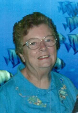 Frances Louise Kornegay Brogden