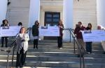 Wayne County HR Association Makes Donations To Non-Profits