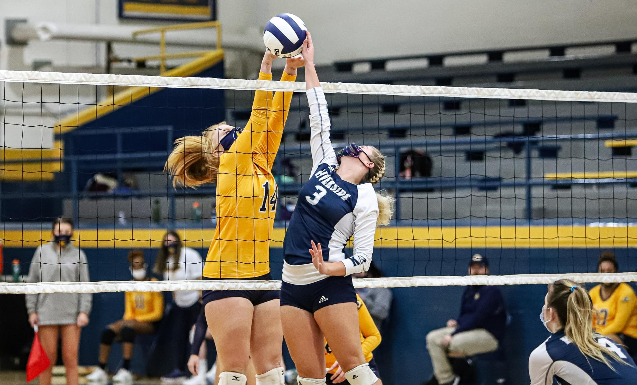 Volleyball: Goldsboro Earns Seventh Straight Win (PHOTO GALLERY)