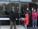 Chromebooks Given To Students In Memory Of Brogden Primary Teacher (PHOTOS)