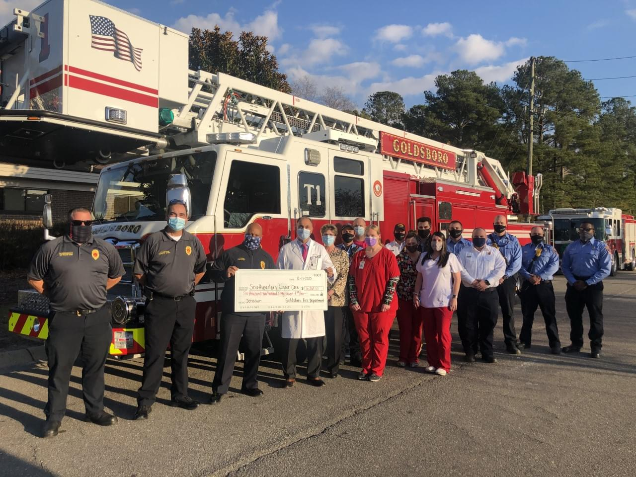 GFD Surpasses $6,000 In T-Shirt Sales For Cancer Patients