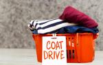 L.O.S.S. Holds Goldsboro Coat Drive On Saturday